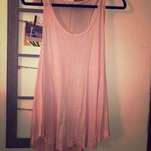 Splendid light pink tank top